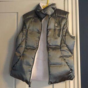 Nike reversible puffy vest
